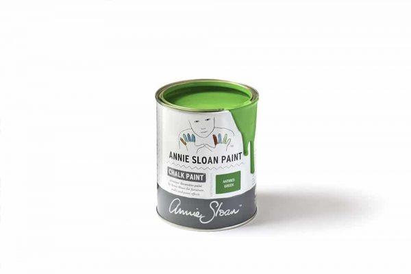 Antibes Green Chalk Paint tin 1 litre
