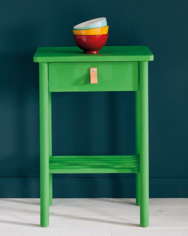 Antibes Green Side Table 1600
