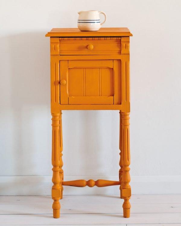 Barcelona Orange side table 1600