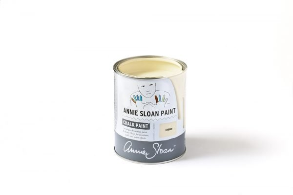 Cream Chalk Paint tin 1 litre