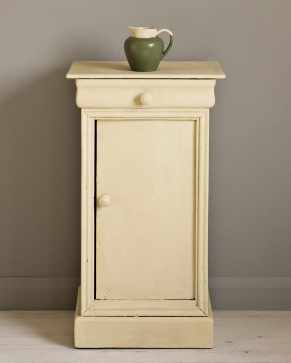 Cream side table 1600