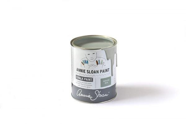Duck Egg Blue Chalk Paint tin 1 litre