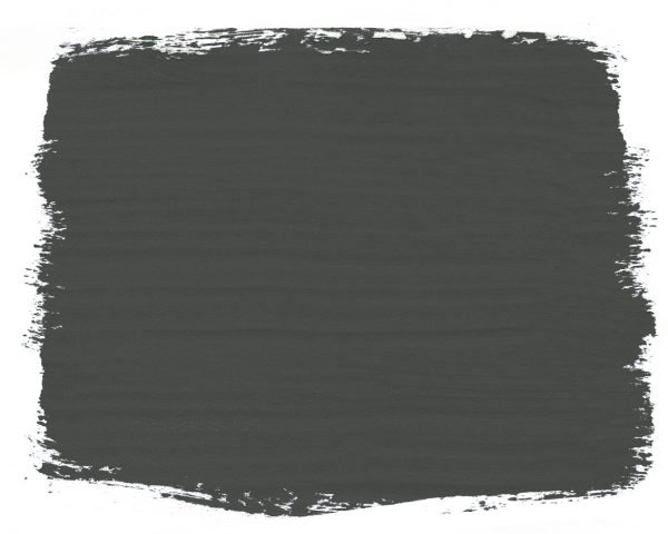 Graphite Chalk Paint swatch