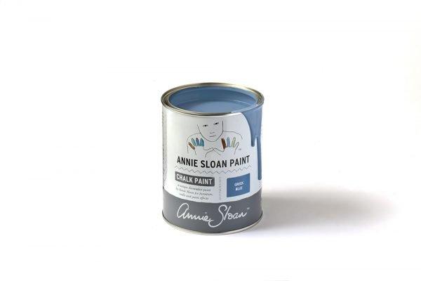 Greek Blue Chalk Paint tin 1 litre