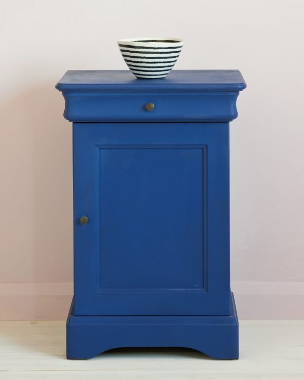 Napoleonic Blue side table 1600