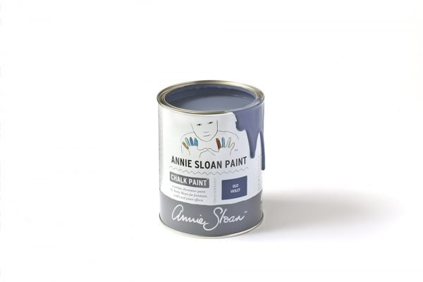 Old Violet Chalk Paint tin 1 litre