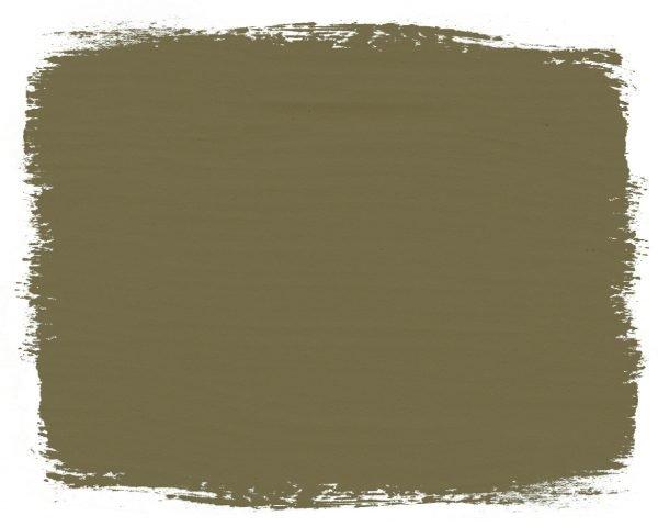 Olive Chalk Paint swatch