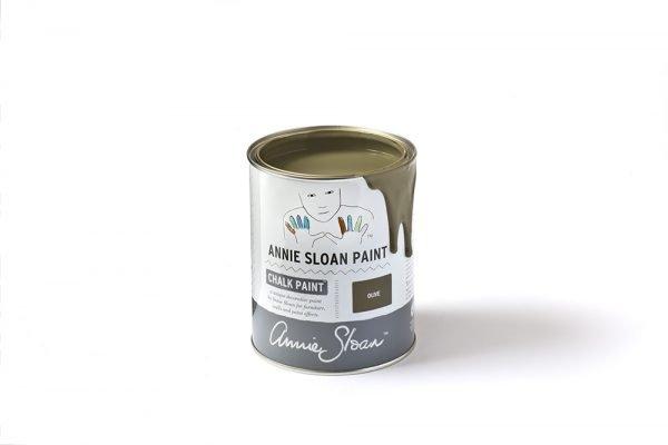 Olive Chalk Paint tin 1 litre