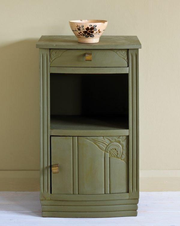 Olive side table 1600