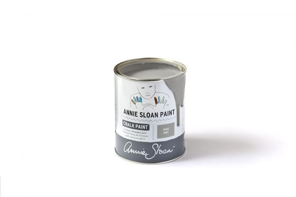 Paris Grey Chalk Paint tin 1 litre