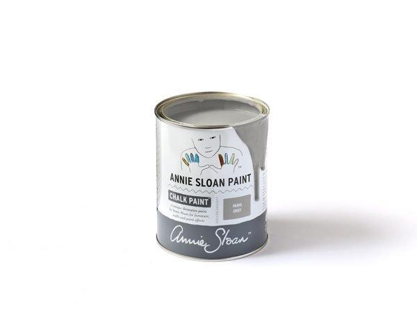 Paris Grey Chalk Paint tin 1 litre