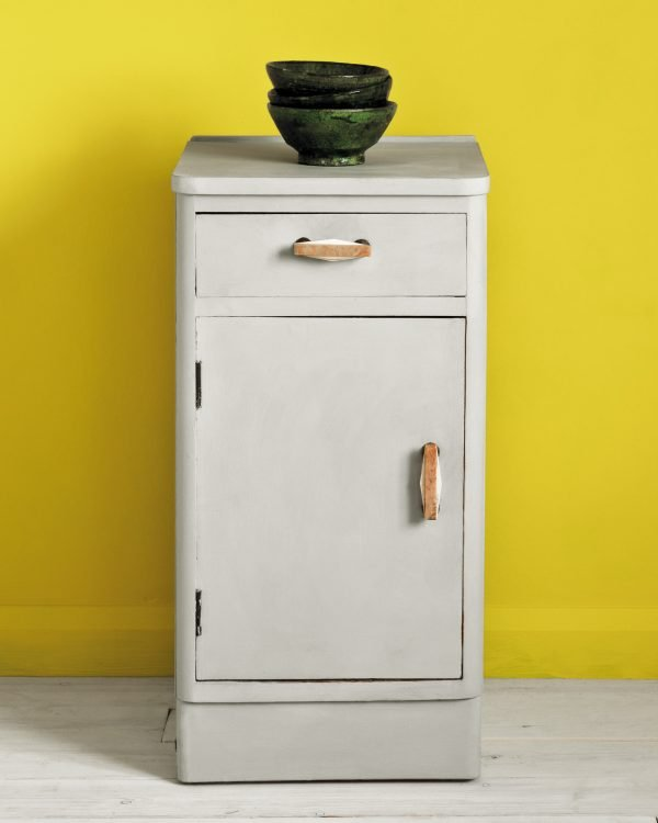 Paris Grey side table English Yellow Wall Paint 1600