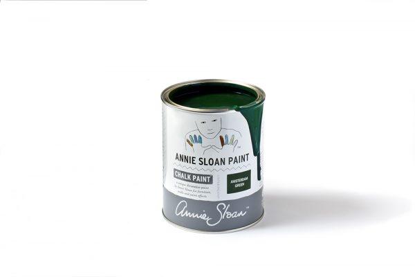 Amsterdam Green Chalk Paint tin 1 litre