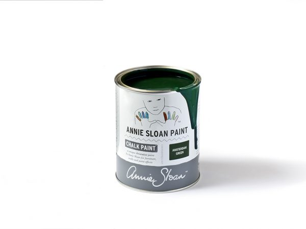 Amsterdam Green Chalk Paint tin 1 litre